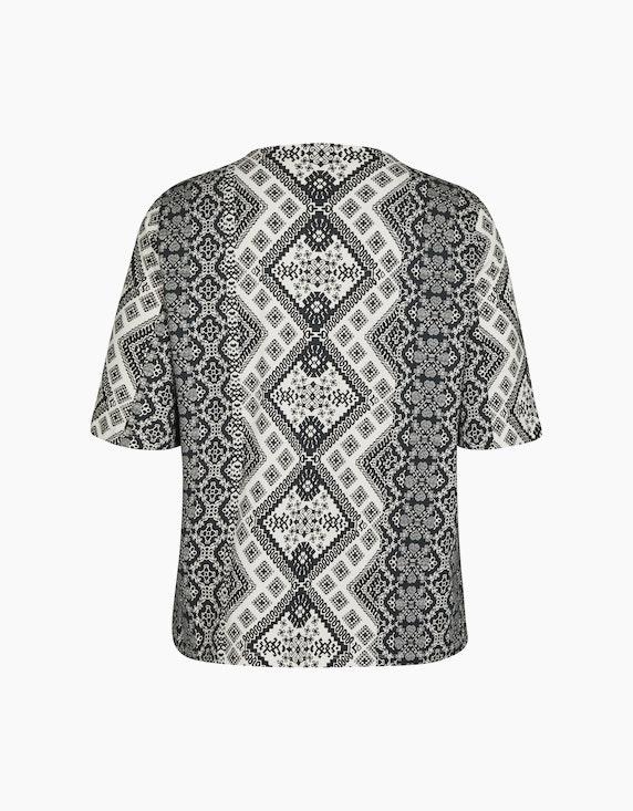 No Secret Shirt mit Phantasiedruck | ADLER Mode Onlineshop
