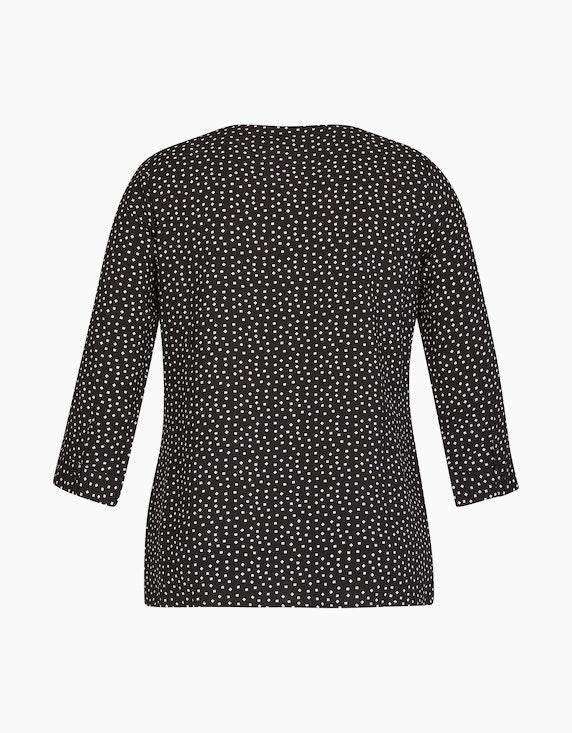 Bexleys woman Schlupfbluse mit Allover-Print und Ärmeln in 3/4 Länge | ADLER Mode Onlineshop
