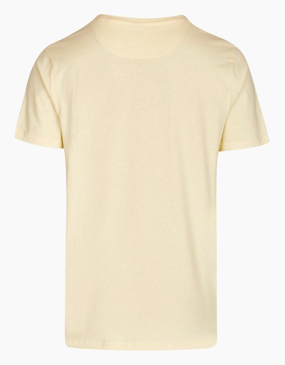 Via Cortesa T-Shirt mit Schriftzug auf der Brust   ADLER Mode Onlineshop