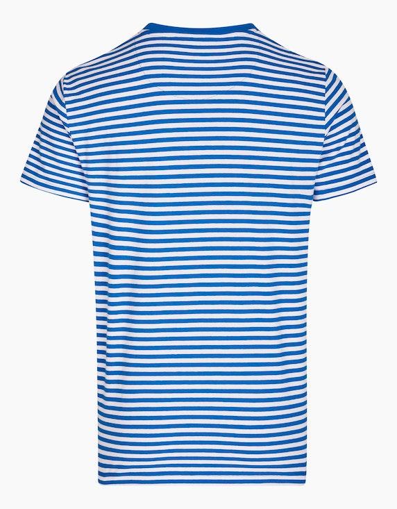 Via Cortesa T-Shirt mit Breton-Streifen   ADLER Mode Onlineshop