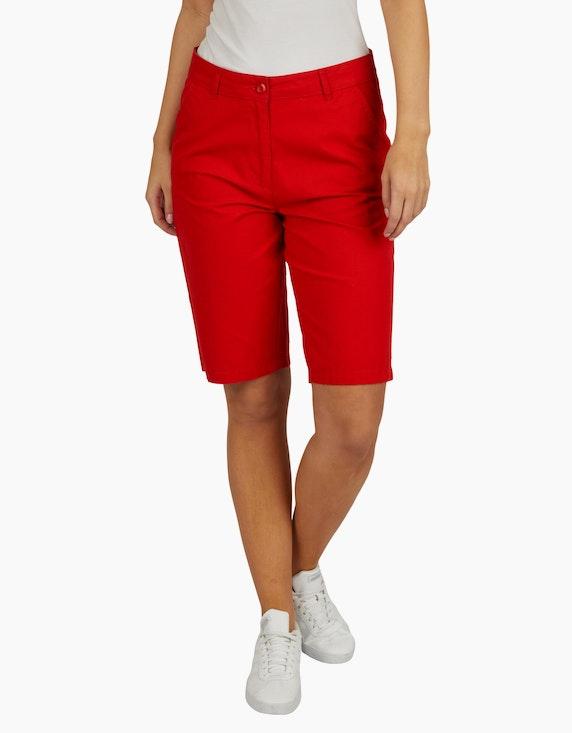 Bexleys woman Bermuda-Shorts aus reiner Baumwolle | ADLER Mode Onlineshop