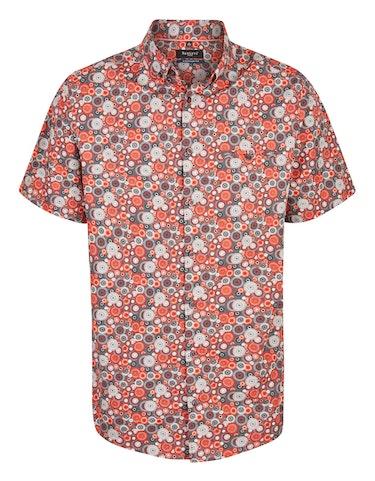 Produktbild zu <strong>Freizeithemd mit Alloverprint</strong>REGULAR FIT von Bexleys man