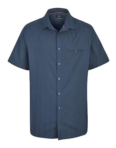 Produktbild zu <strong>Freizeithemd mit Struktur</strong>REGULAR FIT von Bexleys man