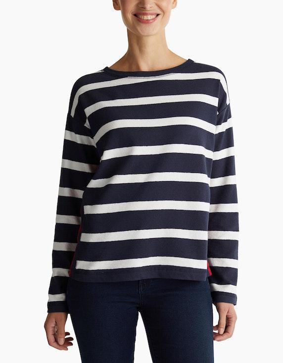 Esprit Langarmshirt mit Streifen | ADLER Mode Onlineshop