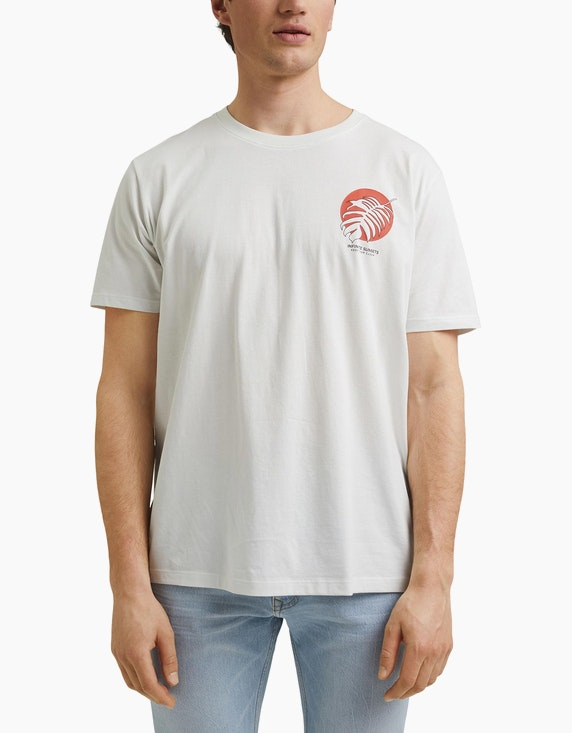 Esprit EDC T-Shirt mit Statement-Print | ADLER Mode Onlineshop