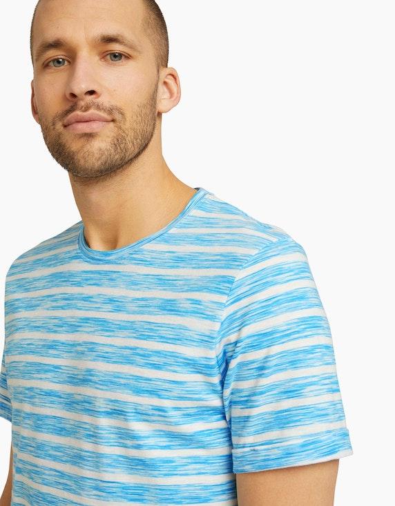 Tom Tailor Gestreiftes T-Shirt | ADLER Mode Onlineshop