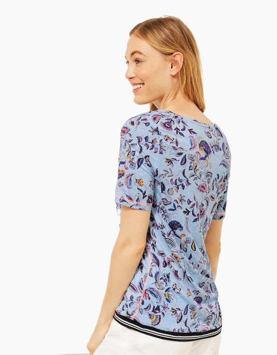 CECIL T-Shirt mit Paisley Print   ADLER Mode Onlineshop
