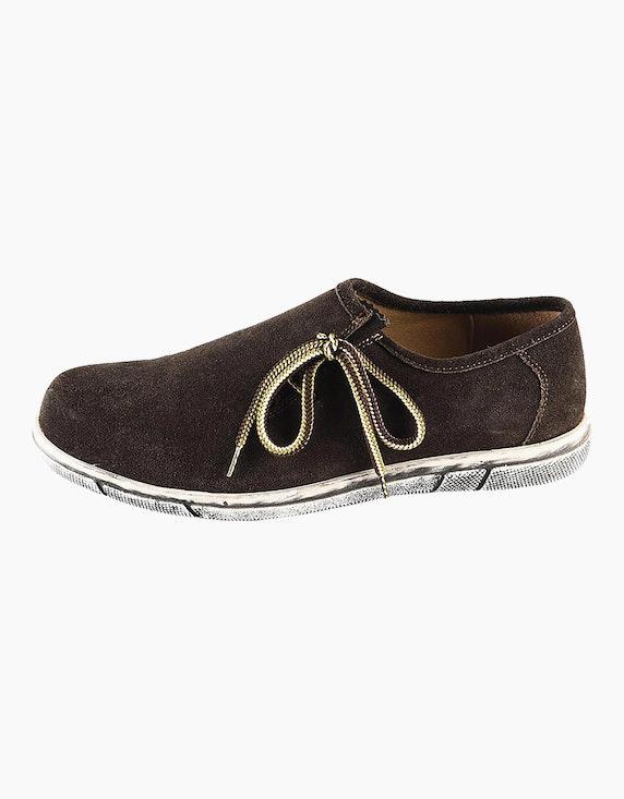 Alphorn Trachten-Sneaker | ADLER Mode Onlineshop