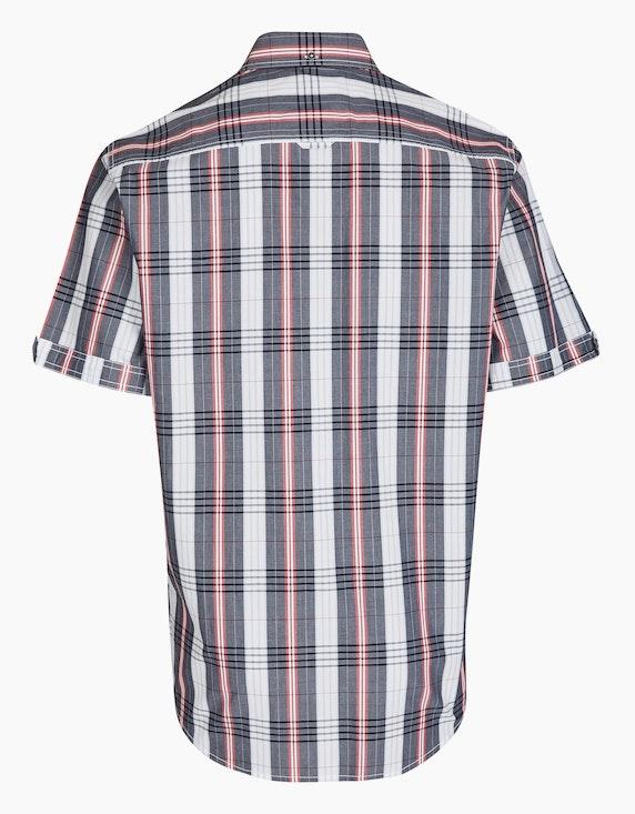 Bexleys man Freizeithemd mit besonderen Brusttaschen, REGULAR FIT | ADLER Mode Onlineshop