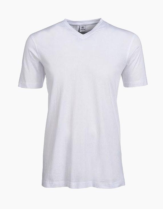Lerros Doppelpack-T-Shirt | ADLER Mode Onlineshop