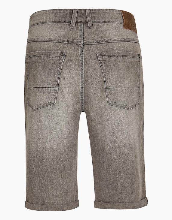 Eagle Denim Jeans-Bermuda mit Stretchanteil | ADLER Mode Onlineshop