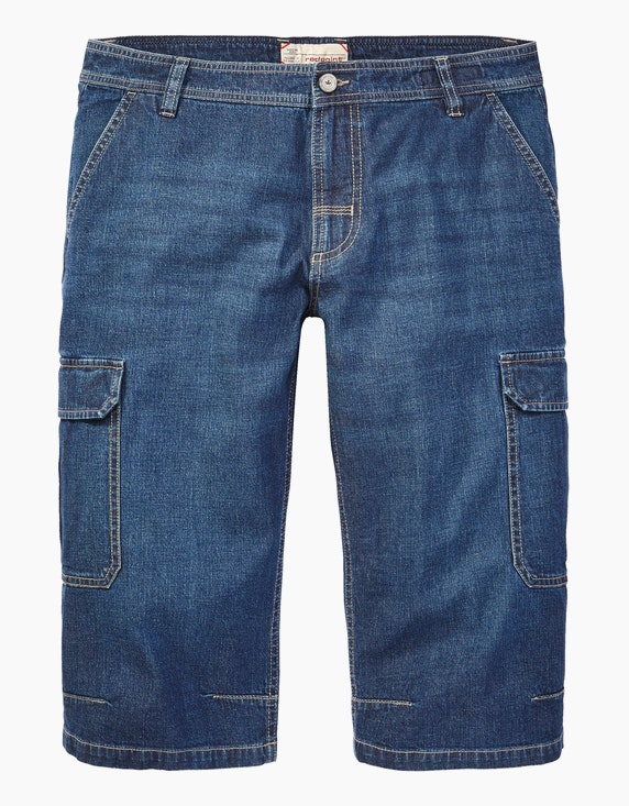 Redpoint Cargo-Jeans in knieumspielender Länge   ADLER Mode Onlineshop