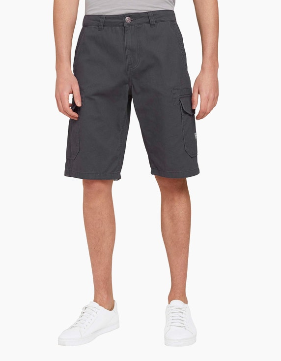 Tom Tailor Twill Cargo Shorts | ADLER Mode Onlineshop