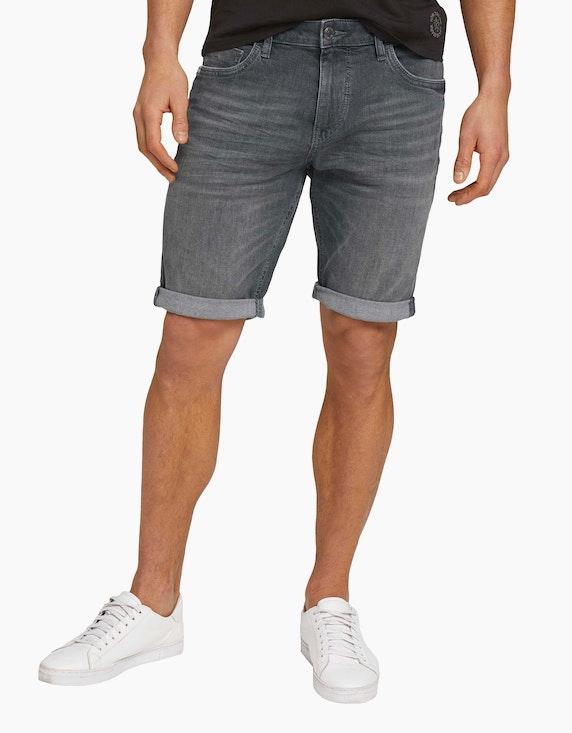 "Tom Tailor Jeans-Bermuda ""Josh"" | ADLER Mode Onlineshop"