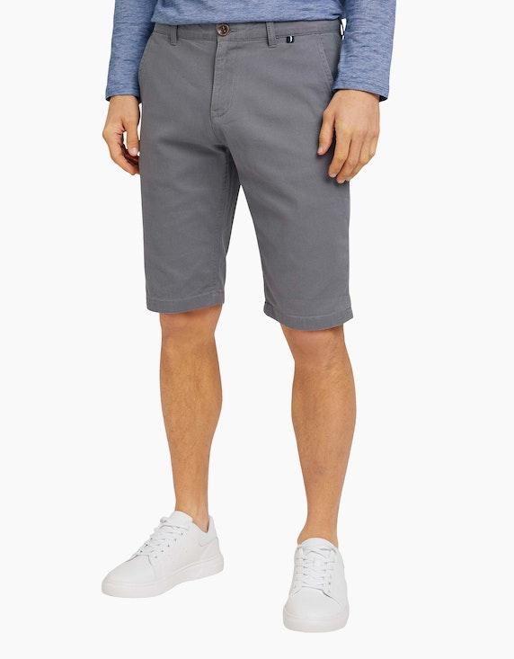 Tom Tailor Chino Slim Shorts mit Bio-Baumwolle | ADLER Mode Onlineshop