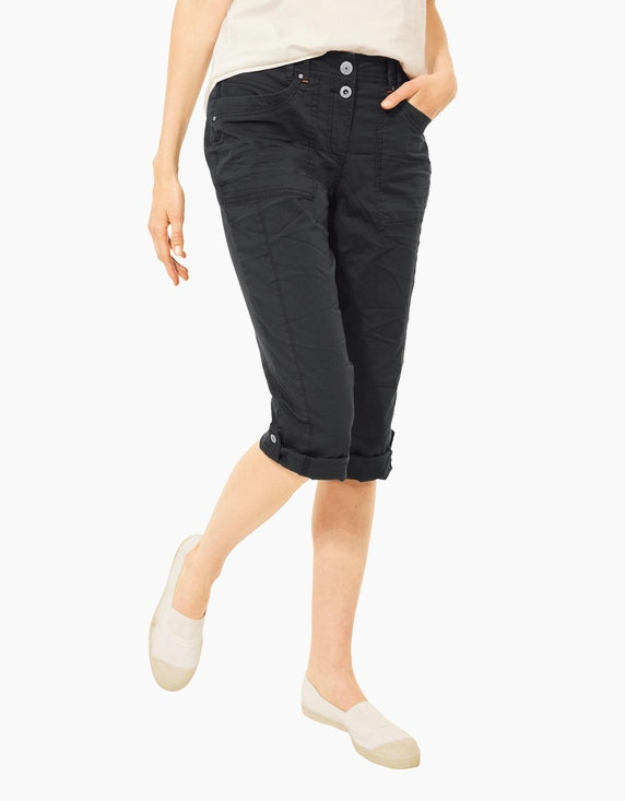 CECIL Casual Fit Hose in Inch 22 | ADLER Mode Onlineshop