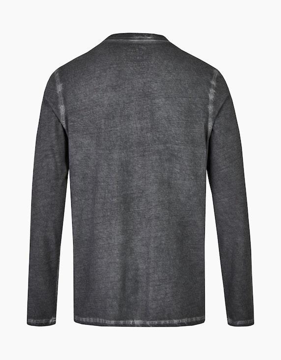 Eagle Denim Henley-Shirt Oil-Washed   ADLER Mode Onlineshop