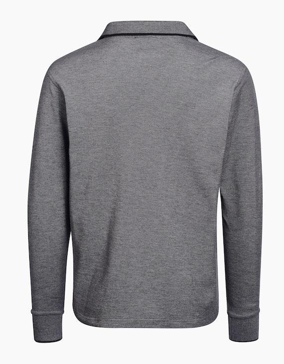 Senator Polo-Shirt, langarm | ADLER Mode Onlineshop