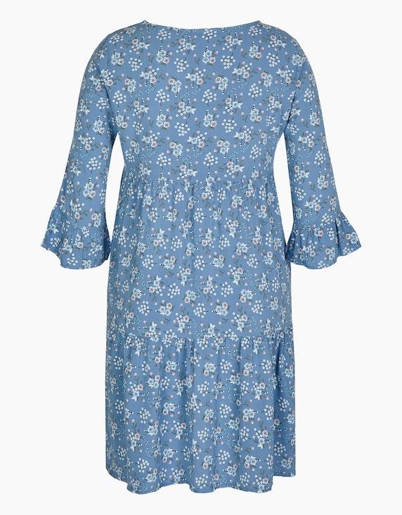 Bexleys woman Stufenkleid mit floralem Druck | ADLER Mode Onlineshop