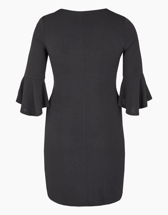 KS. selection Jerseykleid mit Wasserfallausschnitt   ADLER Mode Onlineshop