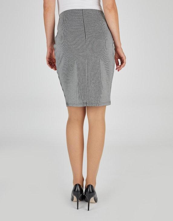 Bexleys woman Jacquard-Rock mit Minimal-Dessin   ADLER Mode Onlineshop
