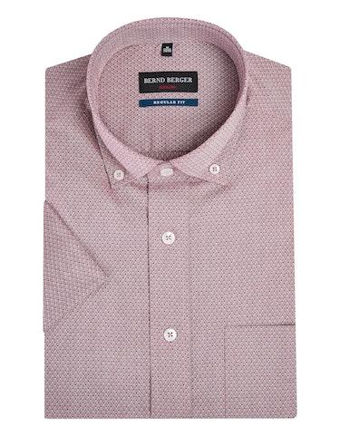 Produktbild zu <strong>Dresshemd kurzarm in Struktur</strong>REGULAR FIT von Bernd Berger