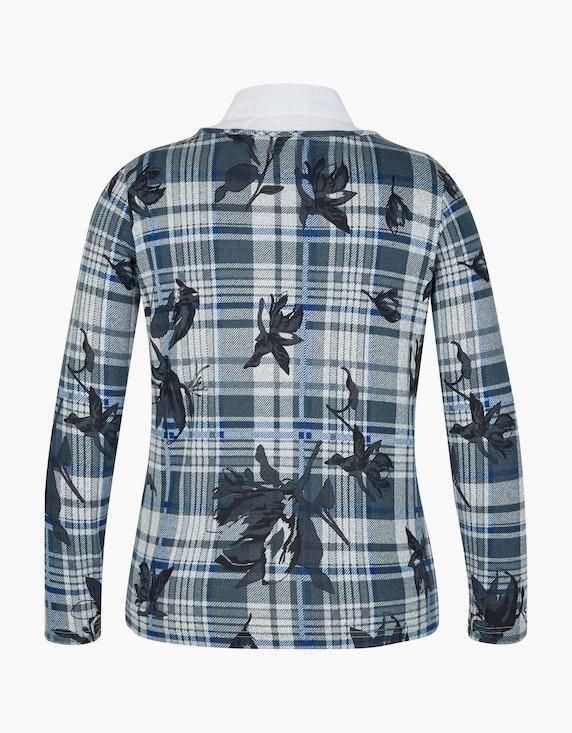 Bexleys woman Shirt mit Blusenkragen | ADLER Mode Onlineshop