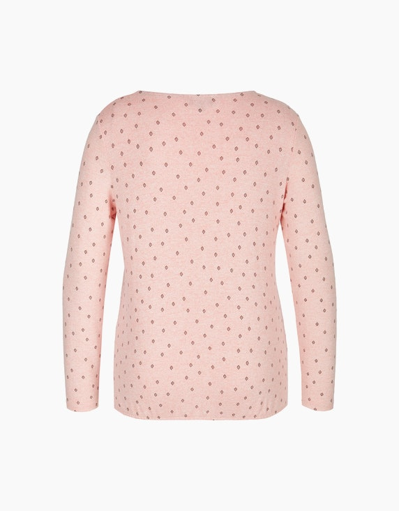 Bexleys woman Feinstrick Langarmshirt   ADLER Mode Onlineshop