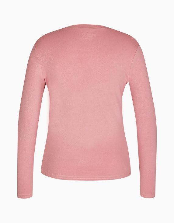 Bexleys woman Shirtjacke mit Strassbesatz | ADLER Mode Onlineshop