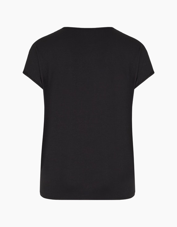 Thea Shirt mit aufwendigen Details und Fransen | ADLER Mode Onlineshop