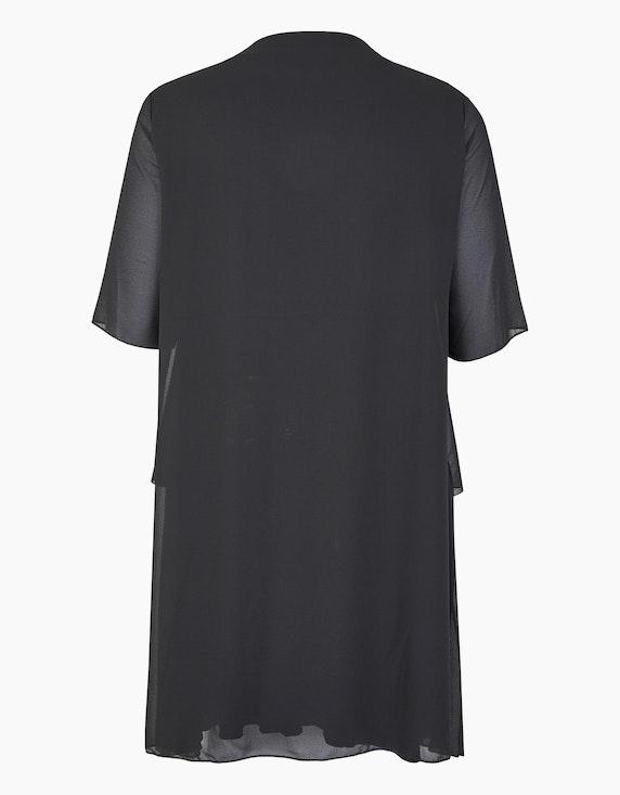 Thea Chiffon-Kleid im Lagen-Look   ADLER Mode Onlineshop