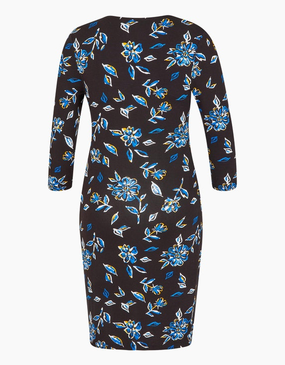 Viventy Jersey-Wickelkleid mit Blumenmuster | ADLER Mode Onlineshop