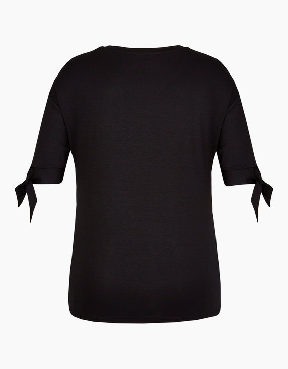 Bexleys woman Unifarbenes Shirt | ADLER Mode Onlineshop