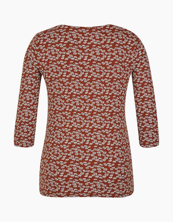 Bexleys woman Shirt mit 3/4-Arm in Floralem Design | ADLER Mode Onlineshop