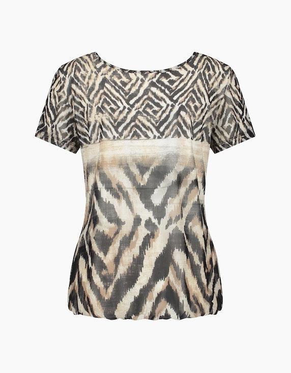 Gerry Weber Collection Shirt aus Mesh | ADLER Mode Onlineshop