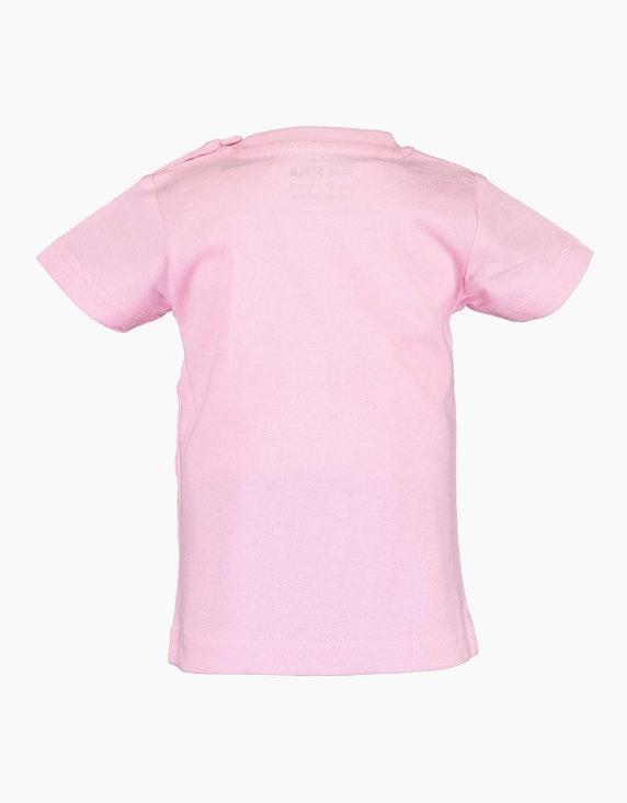 Blue Seven Baby Girls Shirt mit Schriftzug   ADLER Mode Onlineshop