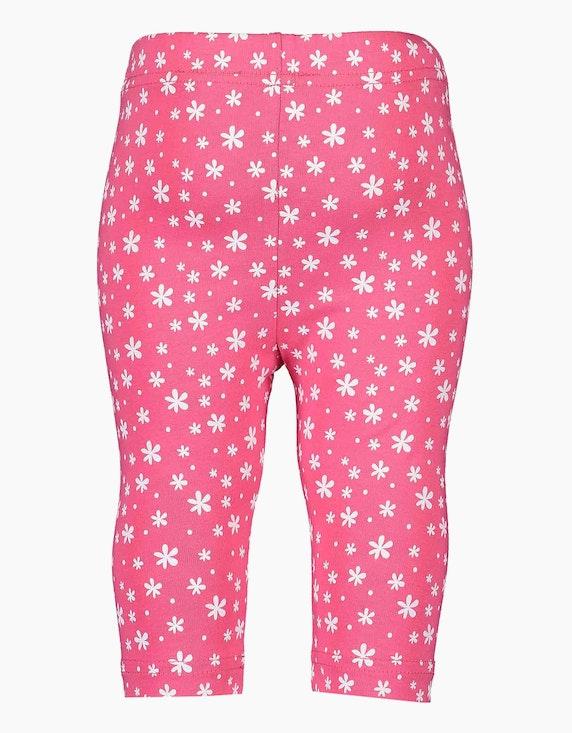 Blue Seven Baby Girls Legging mit Allover-Print | ADLER Mode Onlineshop