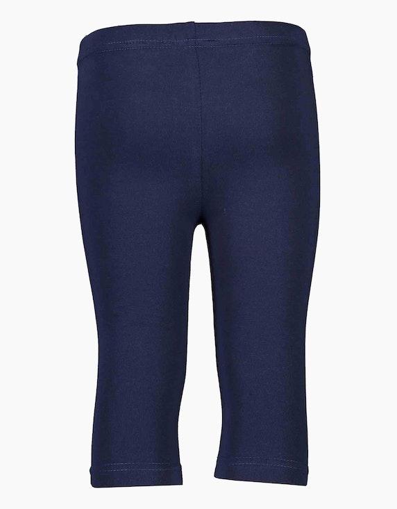 Blue Seven Mini Girls Capri-Leggings aus Organic Cotton | ADLER Mode Onlineshop