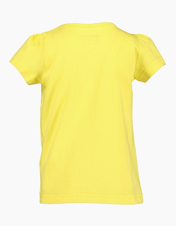 Blue Seven Mini Girls T-Shirt mit Pferde-Motiv   ADLER Mode Onlineshop