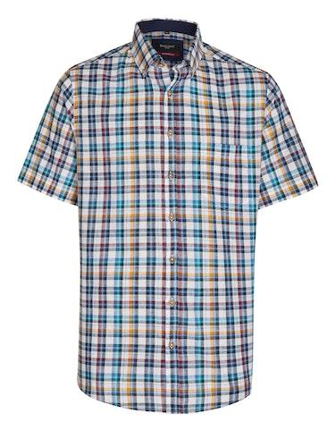 Produktbild zu <strong>Kariertes Freizeithemd mit Brusttasche</strong>MODERN FIT von Bexleys man