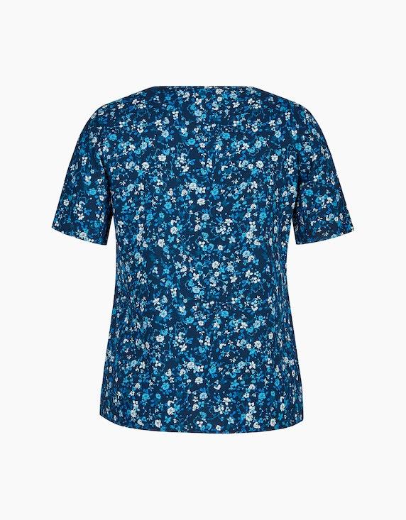 Bexleys woman Bluse mit floralem Druck | ADLER Mode Onlineshop