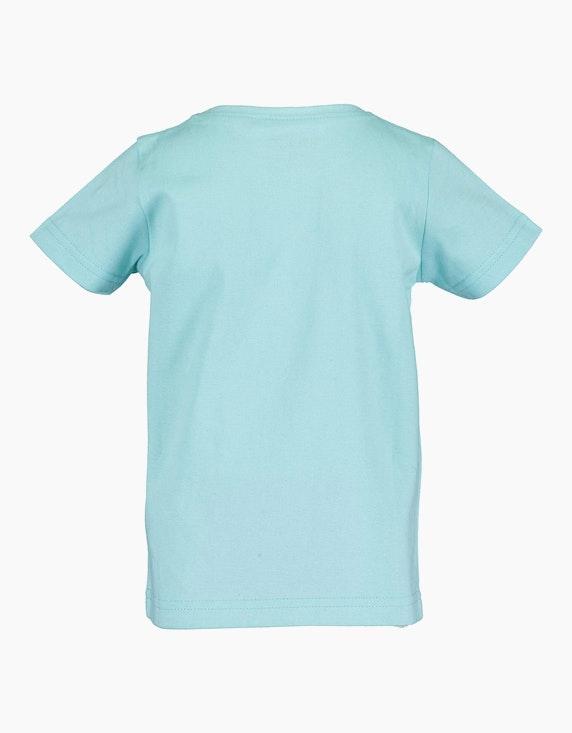 Blue Seven Mini Girls T-Shirt mit Pferdedruck   ADLER Mode Onlineshop