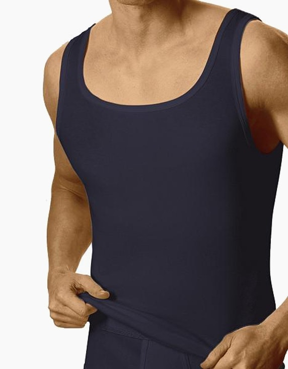 Bexleys man Feinripp Unterhemd 2er Pack | ADLER Mode Onlineshop