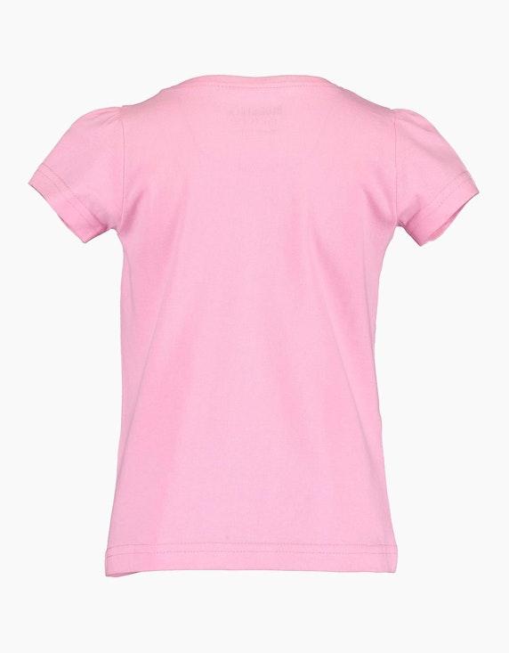 Blue Seven Mini Girls T-Shirt mit Front-Print | ADLER Mode Onlineshop
