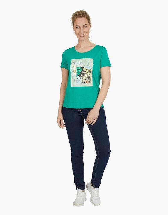 Viventy Shirt mit Frontprint   ADLER Mode Onlineshop