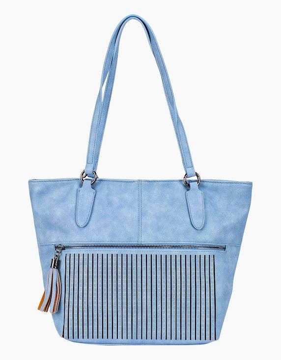 Conti Großer Shopper mit Details | ADLER Mode Onlineshop