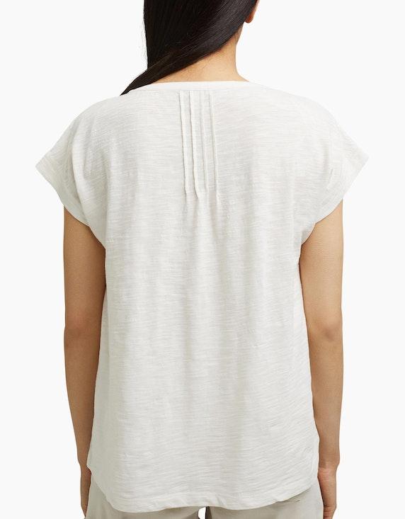 Esprit T-Shirt mit Biesen aus 100% Bio-Baumwolle   ADLER Mode Onlineshop