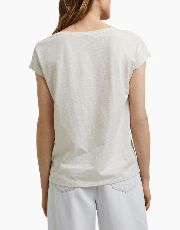 Esprit T-Shirt mit Print aus Organic Cotton   ADLER Mode Onlineshop