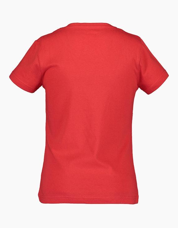 Blue Seven Girls-T-Shirt mit Motto-Druck | ADLER Mode Onlineshop