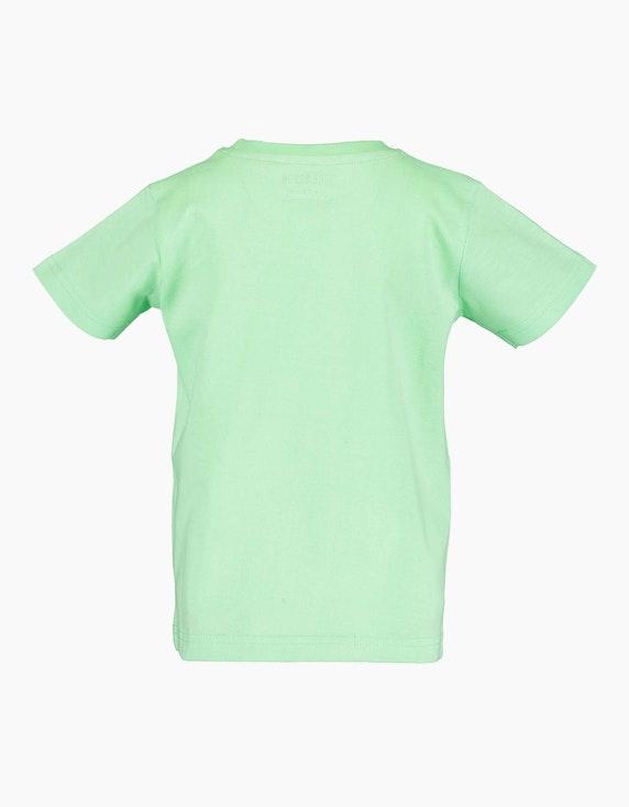Blue Seven Mini Boys T-Shirt mit Motto-Print | ADLER Mode Onlineshop